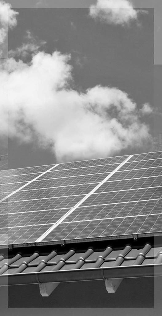 Gert Jeromin - Produkte: Solaranlagen + Photovoltaik